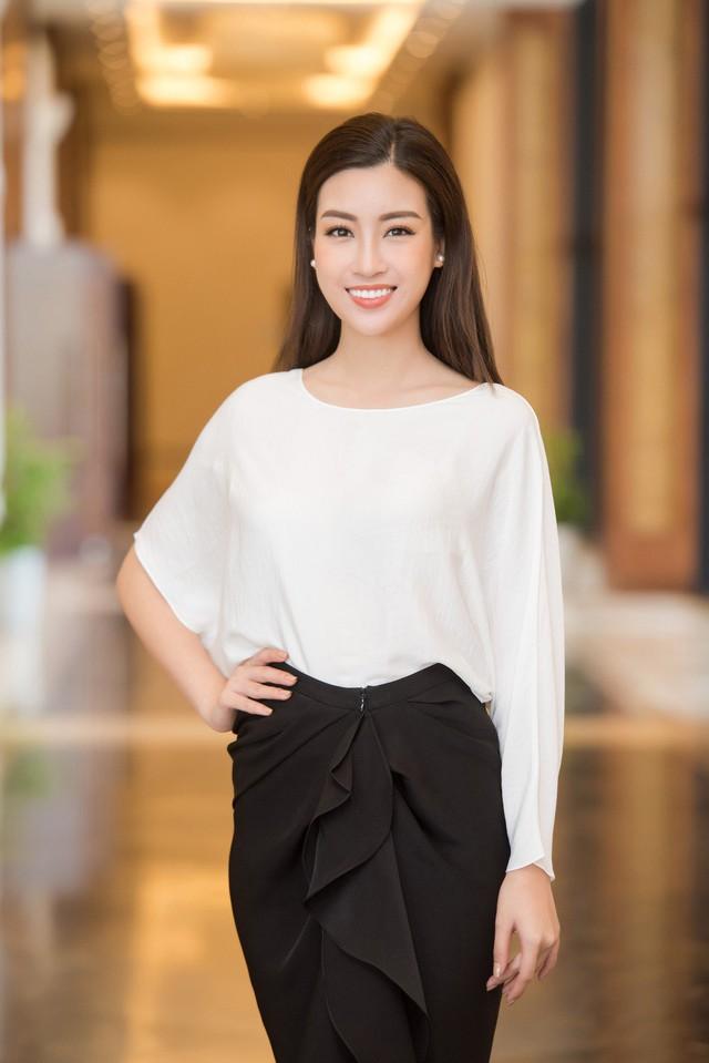 Hoa hậu Đỗ Mỹ Linh là người từng nổi bật với dự án nà