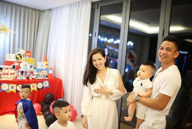 Vợ chồng Tâm Tít đều mong một tổ ấm đông đúc nên cô lên kế hoạch sinh thêm em bé trong tương lai.