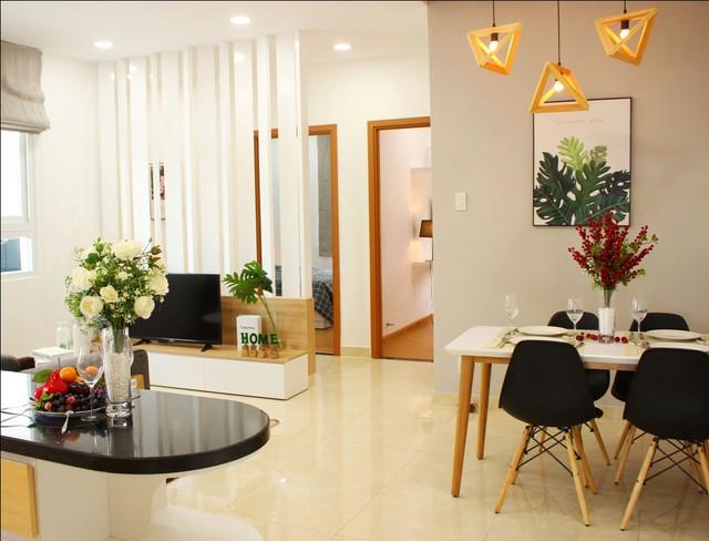 Thiết kế tinh tế, hiện đại theo tiêu chuẩn Singapore