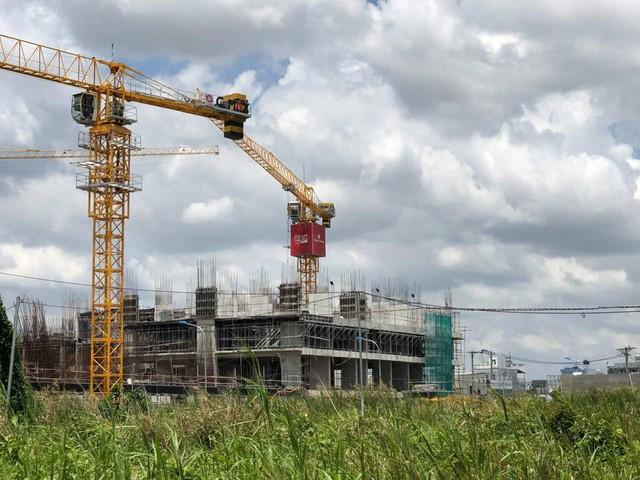 Hiện tại, dự án đã được xây dựng đến tầng thứ 3, dự kiến bàn giao nhà vào quý II năm 2019.