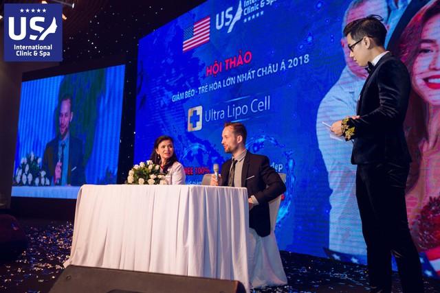 Viện Thẩm mỹ US International Clinic rất vui khi đưa được công nghệ giảm béo hiện đại này vào Việt Nam.