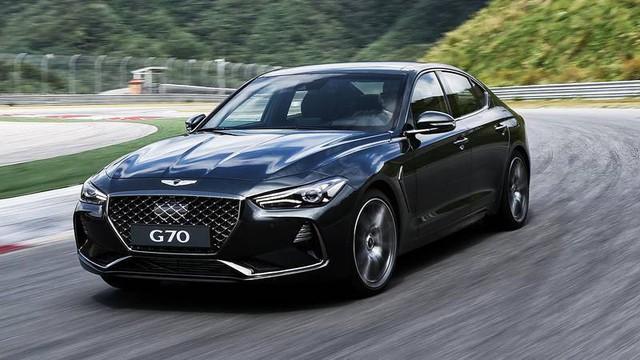 Chiếc xe đạt điểm chất lượng cao của Hàn Quốc, theo đánh giá của công ty nghiên cứu thị trường của Mỹ