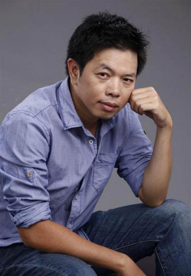 Nam diễn viên Thái Hòa.