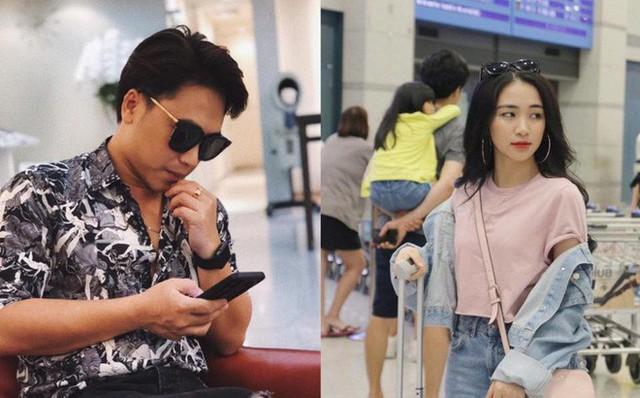 3 tháng công khai người yêu, Hòa Minzy 3 lần đứng ra bảo vệ anh trước dư luận.