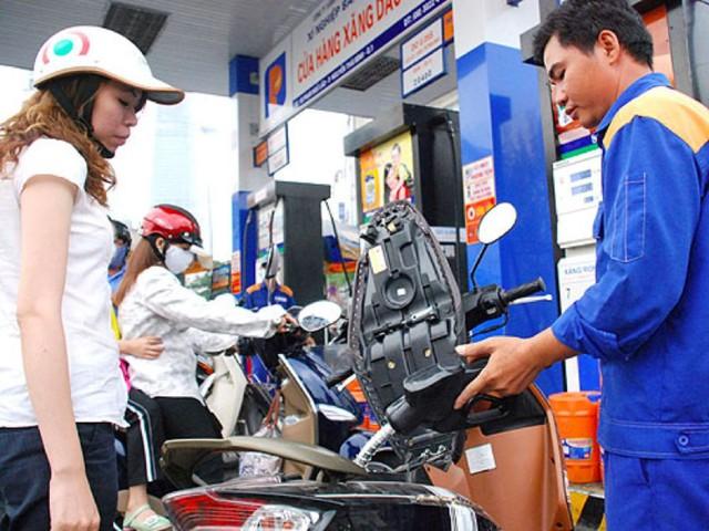 Giá xăng được giữ nguyên trong kỳ điều hành lần này. Ảnh minh họa