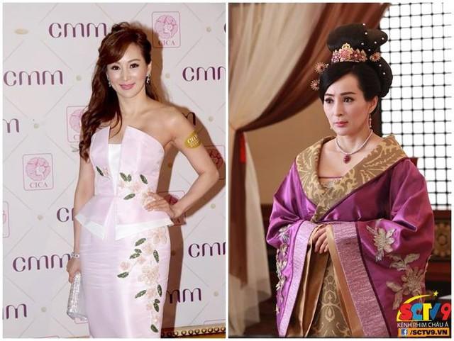 La Lâm ở tuổi 50 khiến ai cũng trầm trồ vì vẻ đẹp không tuổi