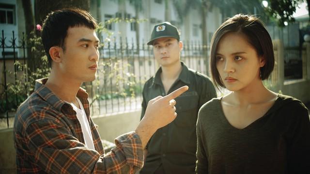 """Thu Quỳnh trong phim mới """"Quỳnh búp bê"""" (ảnh VTV cung cấp)."""