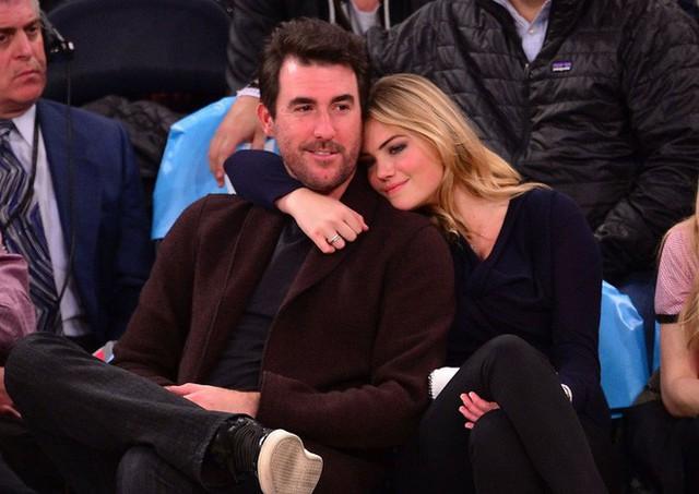 Kate Upton đang có cuộc hôn nhân hạnh phúc với cầu thủ bóng chày Justin Verlander.
