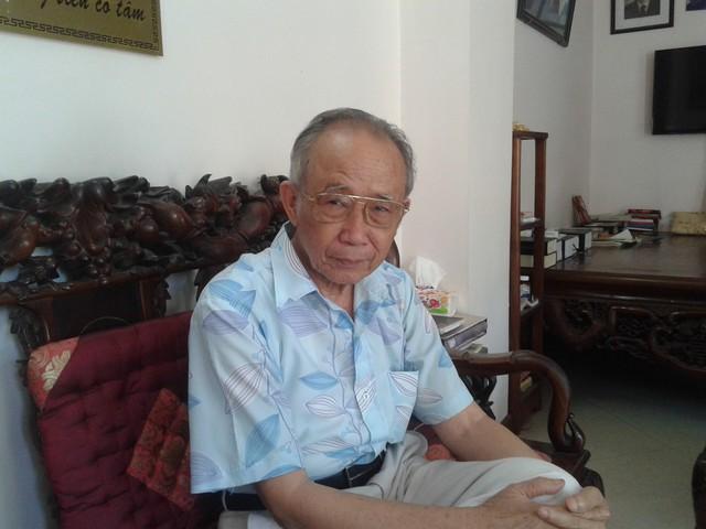 Ông Nguyễn Bảo Sinh - chủ nhân khu nghĩa trang dành cho thú cưng độc nhất ở Hà Nội. Ảnh: Ngọc Tuấn