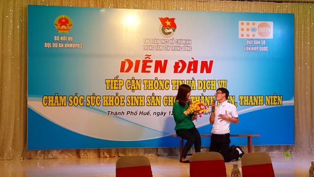 Cần nâng cao chất lượng dịch vụ chăm sóc SKSS cho trẻ vị thành niên, thanh niên. ảnh: Hà Anh