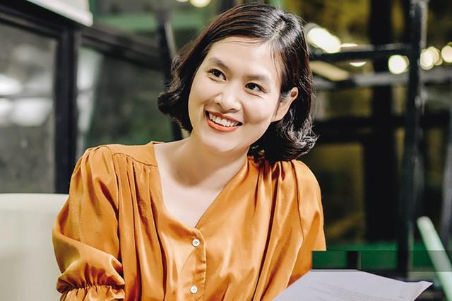 Diễn viên Hà Hương. Ảnh: TL
