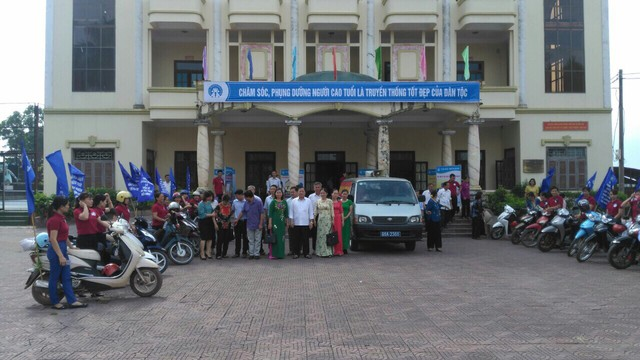 Chăm sóc phụng dưỡng NCT là truyền thống tốt đẹp của dân tộc