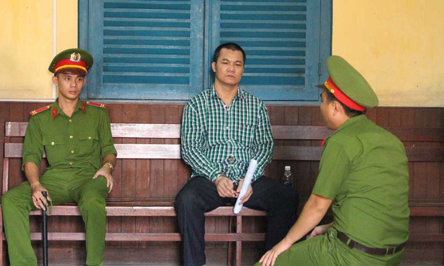 Bị cáo Trần Văn Đùa