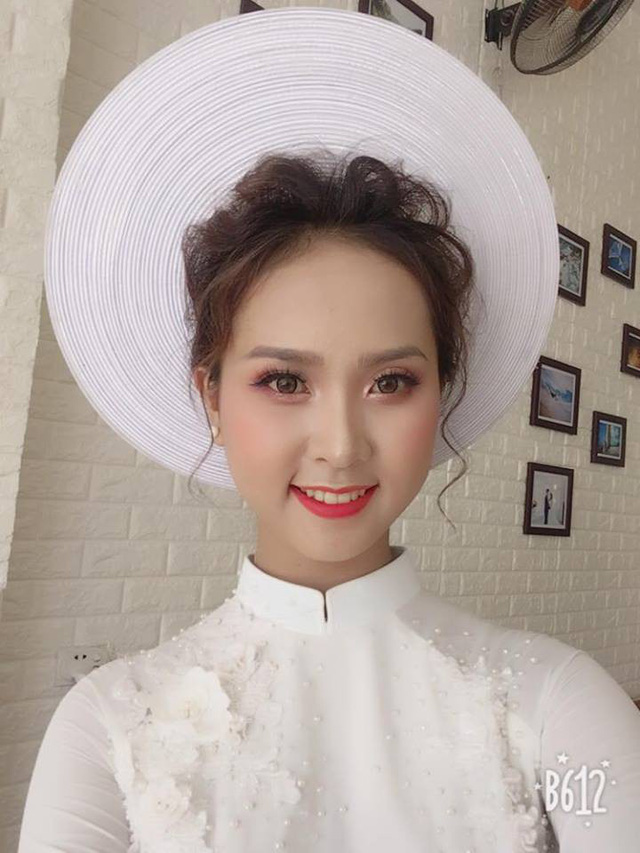 Cô gái 18 tuổi này hiện đang theo học tại THPT Diễn Châu 3, Nghệ An.