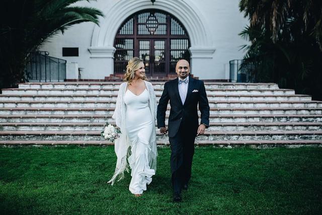 Họ chỉ mới cưới nhau vào 8 tháng trước và sắp tới đây họ sẽ lại cưới nhau thêm lần nữa.