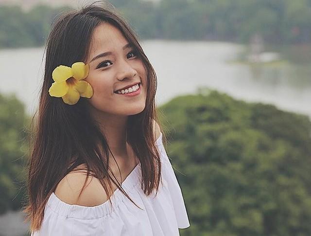 2. Nguyễn Hoàng Bảo Châu hiện đang theo học THPT Trần Phú, sở hữu chiều cao 1m73.