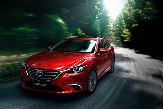 Mazda còn được đánh giá cao bởi khả năng tiết kiệm nhiên liệu.