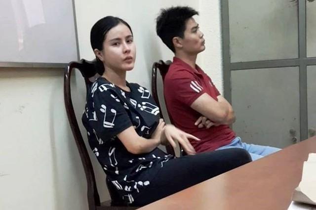 Trần Thị Hồng Trinh là người tình cũng là người trợ giúp Đạt quản lý hệ thống đánh bạc.
