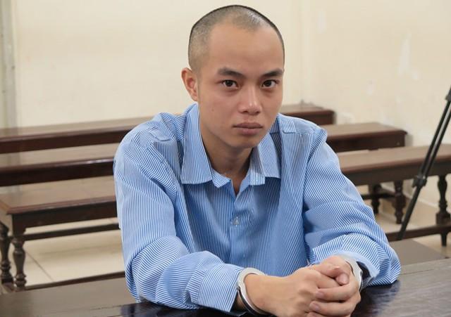 Bị cáo Nguyễn Công Chinh. Ảnh: Hoàng Lam.