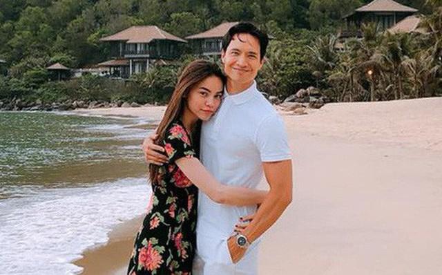 Hà Hồ và Kim Lý đã có một mối quan hệ rất ngọt ngào trong năm qua.
