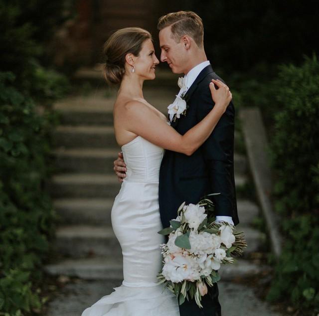 Hai vợ chồng Tatiana đã đến Mexico để kỷ niệm 1 năm ngày cưới. (Ảnh: Twitter)