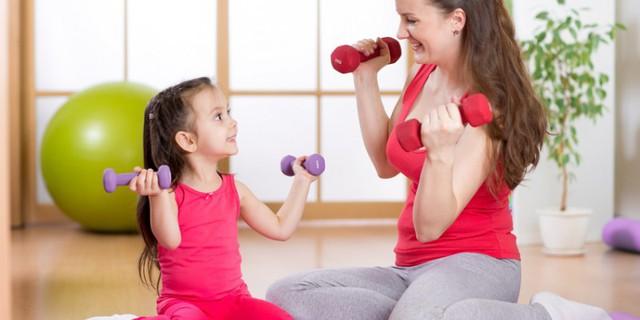 Vitamin D có mối liên hệ với sức mạnh - nhưng chỉ dành cho con gái.