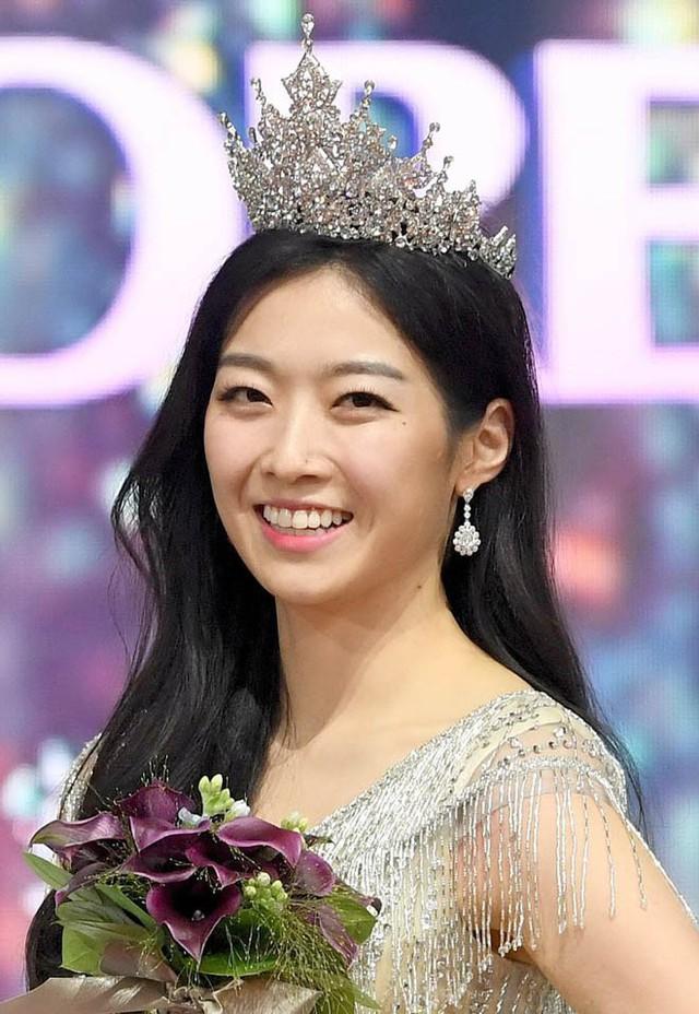 Đây là chân dung Hoa hậu Hàn Quốc 2018 - Kim Soo Min