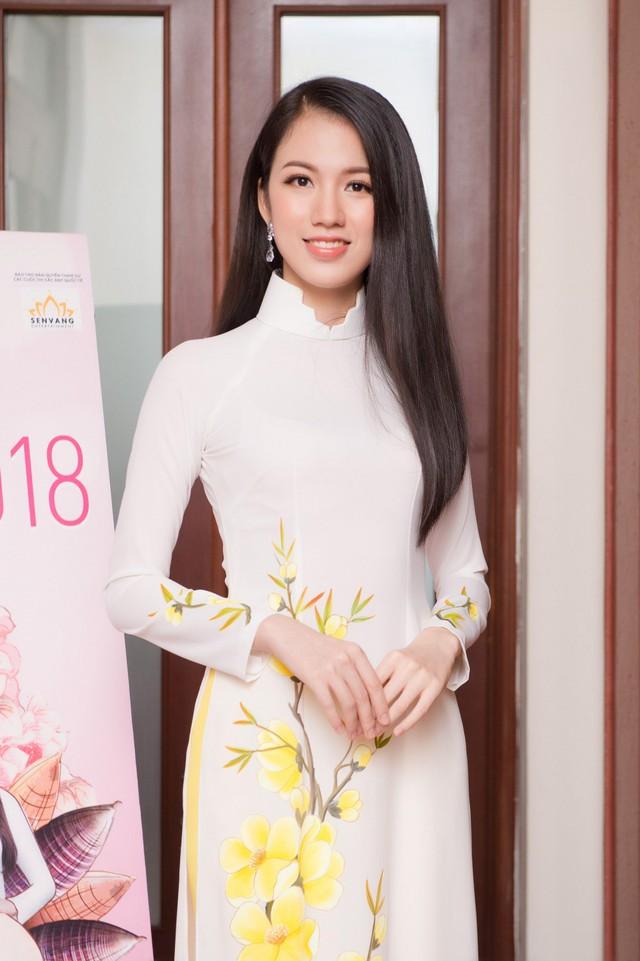 Thí sinh Vũ Thị Tuyết Trang