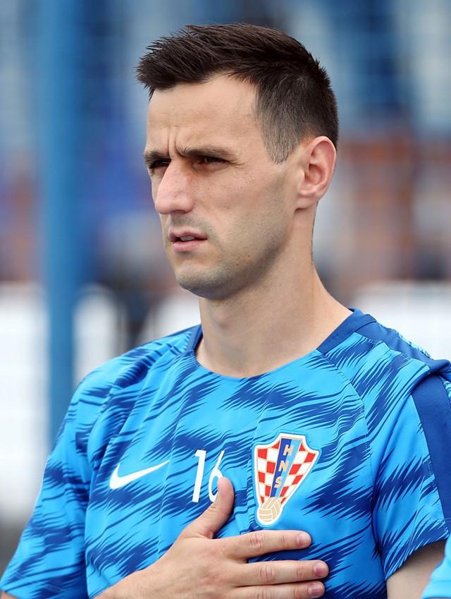 Kalinic bị tuyển Croatia đuổi về nước ngay sau trận đầu tiên tại World Cup 2018.