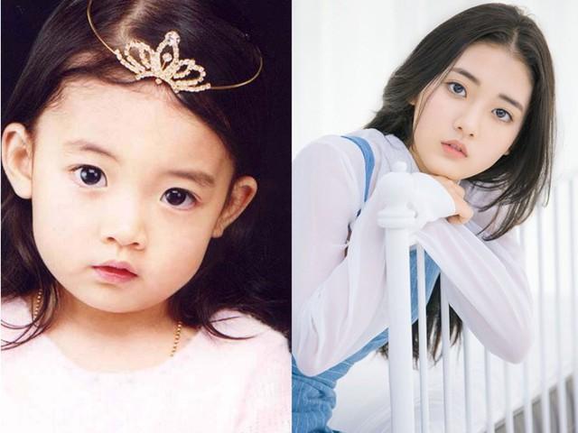 """Jung Da Bin - nữ diễn viên nhí sinh năm 2000 bắt đầu làm người mẫu chụp ảnh từ khi lên 3 tuổi. Năm 2004, cô ra mắt khán giả qua bộ phim Marrying school girl và một số quảng cáo. Sau đó, nữ diễn viên được nhiều nhà làm phim chú ý và được mời tham gia nhiều dự án điện ảnh. Tuy mới 18 tuổi nhưng số lượng tác phẩm mà Jung Da Bil """"bỏ túi"""" không hề thua kém đàn chị Kim Yoo Jung, Kim So Huyn. Với màn hóa thân thành thiếu nữ dịu dàng trong phim truyền hình nổi như cồn She was pretty, mỹ nhân ngày càng nhận được sự chú ý và yêu thích của khán giả. Chưa có nhiều thành tích trong sự nghiệp nhưng Da Bin được dự đoán sẽ sớm vươn lên thành nữ thần thế hệ mới của Kbiz."""