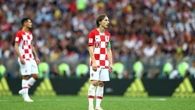 Nỗi buồn của Luka Modric