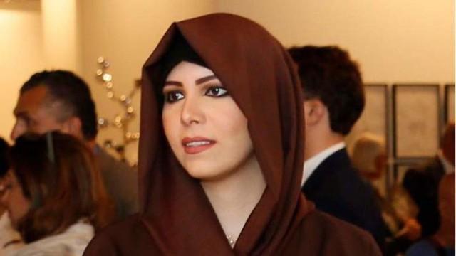 Hình ảnh hiếm hoi củaCông chúa Dubai Latifa Al Maktoum.
