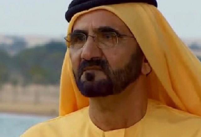 Quốc vương Dubai, Mohammed bin Rashid Al Maktoum.