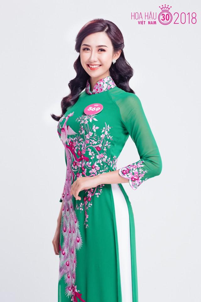 Phạm Ngọc Linh - một người đẹp có gương mặt khả ái