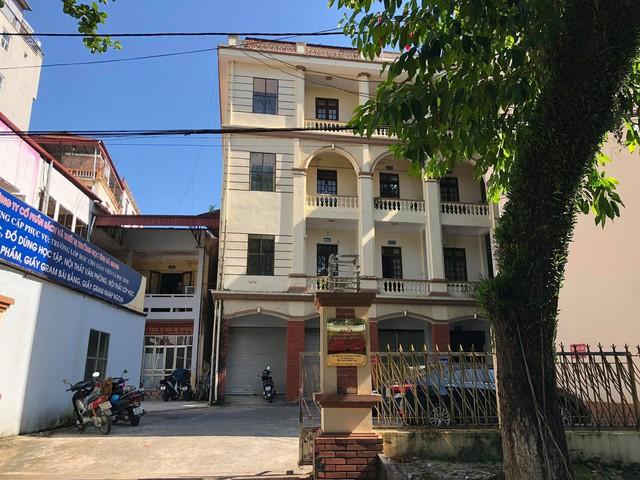 Sở GD-ĐT tỉnh Hà Giang - Nơi xảy ra vụ việc phù phép điểm thi gây rúng động dư luận. Ảnh: PV