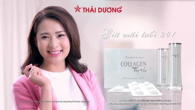 Giữ mãi tuổi 20 với bộ sản phẩm Collagen Tây Thi.