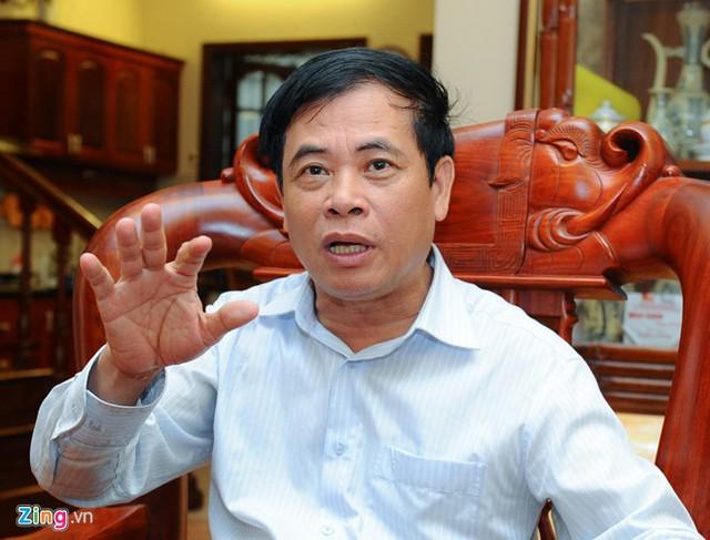 TS Quách Tuấn Ngọc. Ảnh: Việt Hùng.