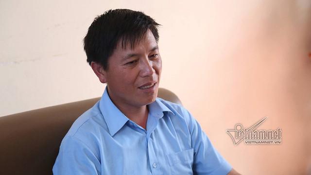 Ông Tếnh A Chìa, Chủ tịch UBND xã Lóng Luông, huyện Vân Hồ, Sơn La