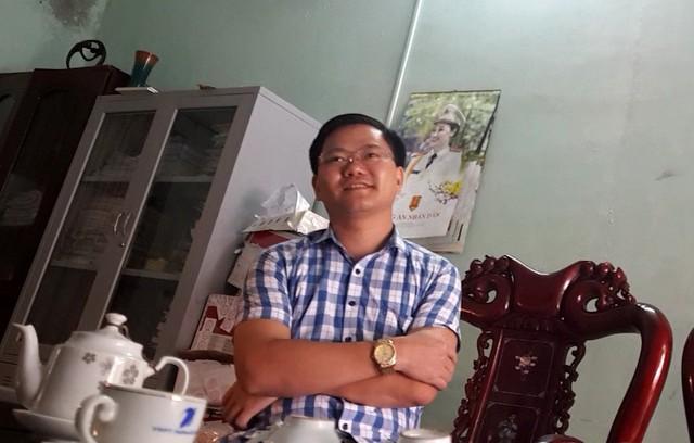 Không nhớ Công ty Tân Thịnh thi công gói thầu nào nhưng ông Tâm, Phó Giám đốc Ban quản lý dự án Đầu tư xây dựng huyện Hiệp Hòa luôn khăng khăng nhà thầu thi công đúng quy định.