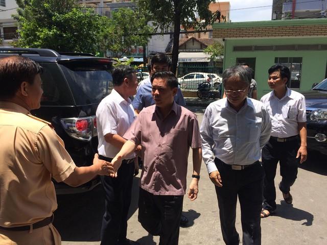 Bộ trưởng Bộ Giao thông Vận tải Nguyễn Văn Thể đã đến hiện trường xảy ra vụ tai nạn, đồng thời đến Bệnh viện Đà Nẵng để thăm các nạn nhân bị thương đang điều trị tại đây.