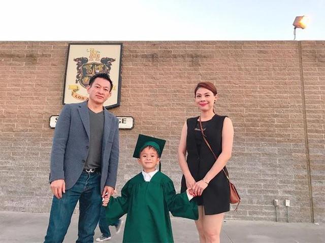 Anh cũng rất thân thiết cùng con trai nuôi Jacky Minh Trí của Thanh Thảo.