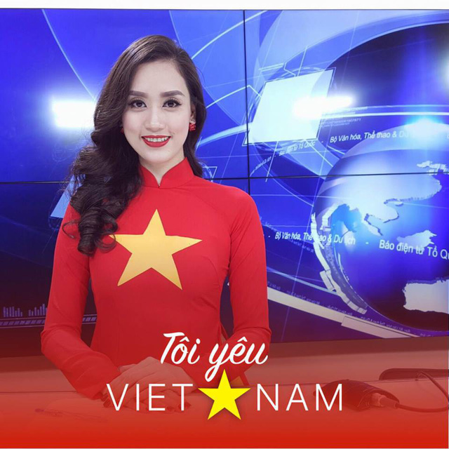 Hồng Nhung về đầu quân cho Truyền hình Tổ Quốc TV.