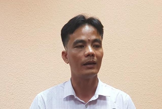 Ông Nguyễn Mạnh Phát – Trưởng phòng Kế hoạch Tổng hợp (Bệnh viện Tâm thần Trung ương 1). Ảnh: V.Thu