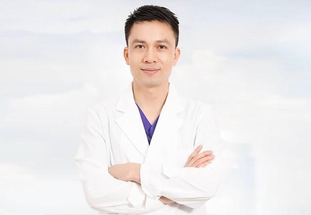 ThS. BS phẫu thuật tạo hình Nguyễn Duy Huân có kinh nghiệm tu nghiệp tại Hàn Quốc.