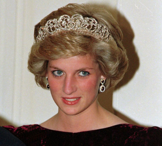Cố Công nương Diana trong một sự kiện năm 1985. Lúc này, bà và Thái tử Charles đã sống cùng nhau 4 năm và sinh được hai con trai. Ảnh: AP.