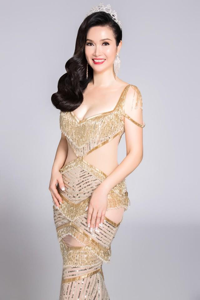 Bùi Bích Phương là một trong những Hoa hậu có học vấn cao nhất