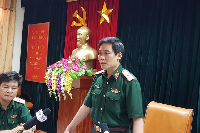 Thiếu tướng Trần Viết Tiên – Giám đốc Bệnh viện Quân y 103