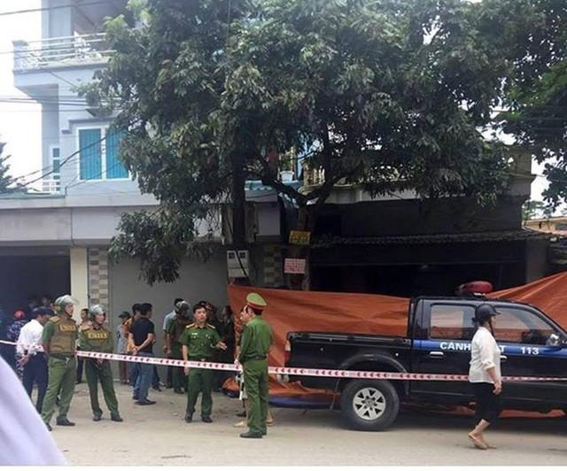 Điện Biên: 3 người tử vong sau vụ nổ súng kinh hoàng