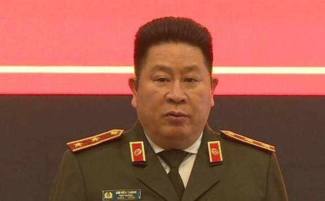Ông Bùi Văn Thành vừa bị xoá tư cách Phó Tổng cục trưởng Tổng cục Hậu cần - Kỹ thuật - Bộ Công an (ảnh tư liệu)