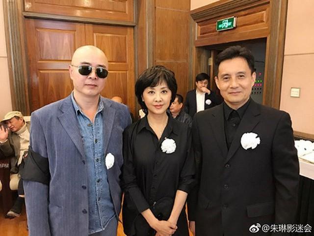 Nữ vương và Đường Tăng có dịp hội ngộ trong buổi lễ tưởng nhớ đạo diễn Dương Khiết vào đầu năm nay.